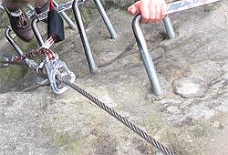 Klettersteigset Notwendig : Klettern mit der kletterschule lilienstein ihre bergschule im